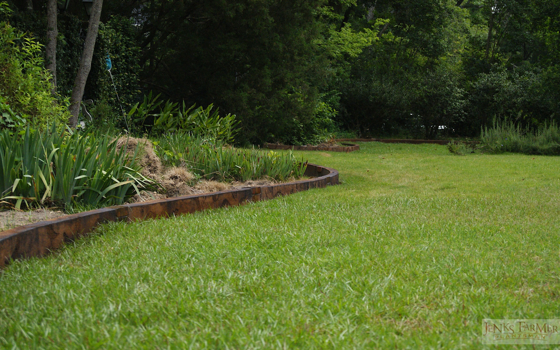 Suburban Backyard Garden : Suburban Gardens We?ve Designed (click to enlarge pics)  Jenks